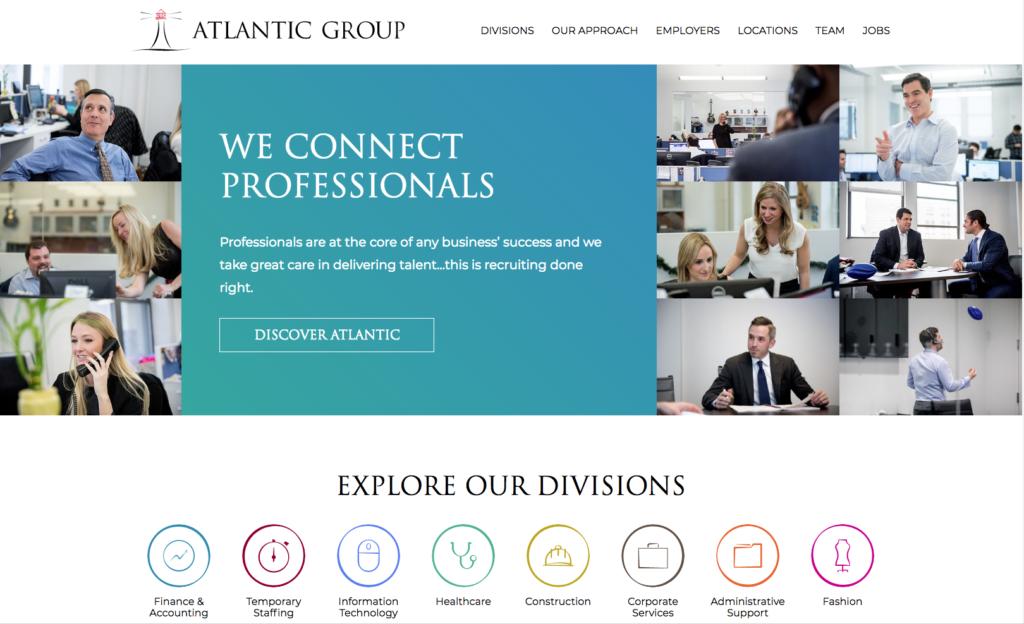 Atlantic Group Website