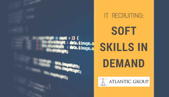 Information Technology: Soft Skills In Demand