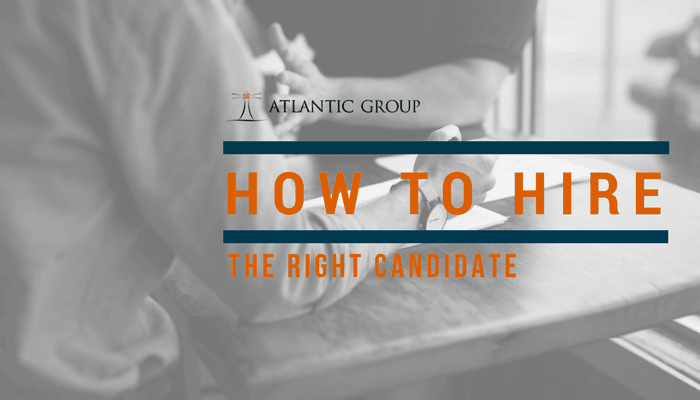 How To Hire The Right Candidate For Your Corporate Services Position