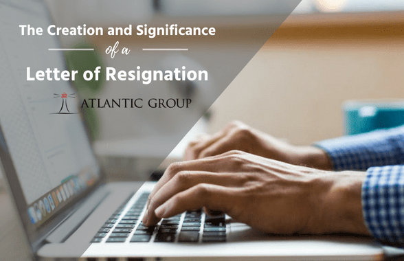 How to Write a Resignation Letter | Resignation Letter Template ...