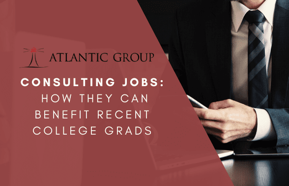recent grads consulting jobs